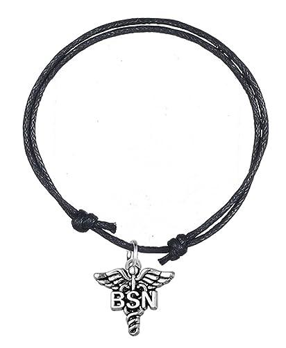 Amazon com: Skyrim Fashion Colorful Wax Cord Handmade Bracelet with
