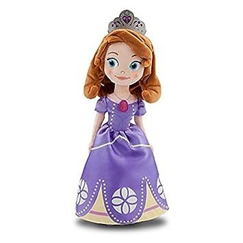 Disney Sofia Plush   13 quot    Sofia the First  Once Upon a Princess. Amazon com  Disney Sofia Plush   13    Sofia the First  Once Upon