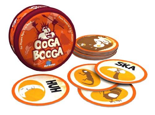 Ooga Booga Card Game (Caveman Board Game compare prices)