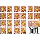 Peace Rose USPS Forever Stamp (1 Booklet, 20 Stamps)