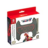 RDS Industries, Inc Nintendo Switch Mario Kart Championship Joy-Con Wheel, Larger More Comfortable Wheel with Extended Levers for A Competitve Edge - Nintendo Switch