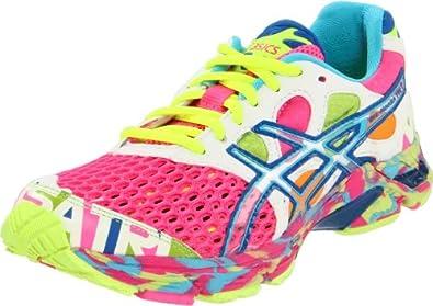 Asics Gel-Noosa TRI 7 Womens Multi-Colored Mesh Running