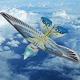 Sangdo NEW Flying Avitron Bionic Blue Bird Ornithopter RC Toy Flying Bird Kids` Gift