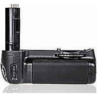 FOSITAN BG-2C Battery Grip Vertical Holder for NIKON D80 D90 DSLR camera work with EN-EL3E Battery or 6x AA Batteries (Replacement for MB-D80)