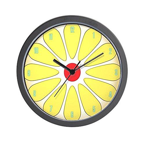 """CafePress Daisy Unique Decorative 10"""" Wall Clock"""