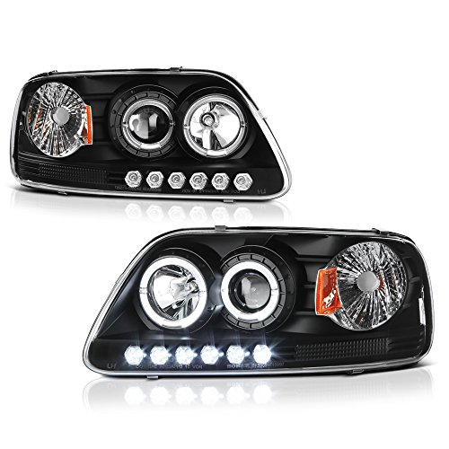 01 ford f150 headlights - 7