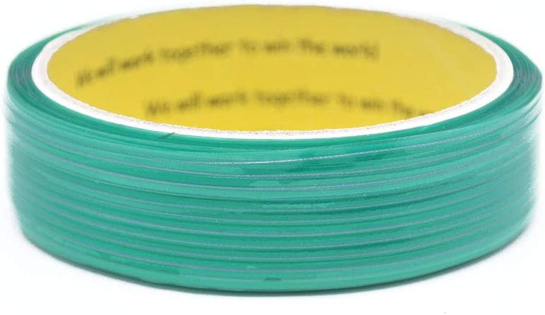 Mock ST Knifeless Tape Design Line Finish Line Vinyl Warp Cutting Tape 50 M / 164 ft Roll