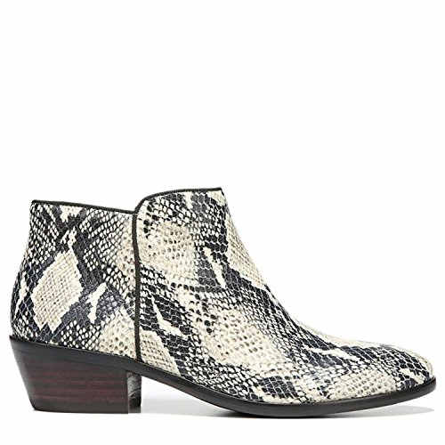 26beb72e90457 ... Sam Edelman Petty 5 Damen Fashion Halbstiefel Stiefeletten Modern Ivory  Rock Snake Print Leather good selling ...