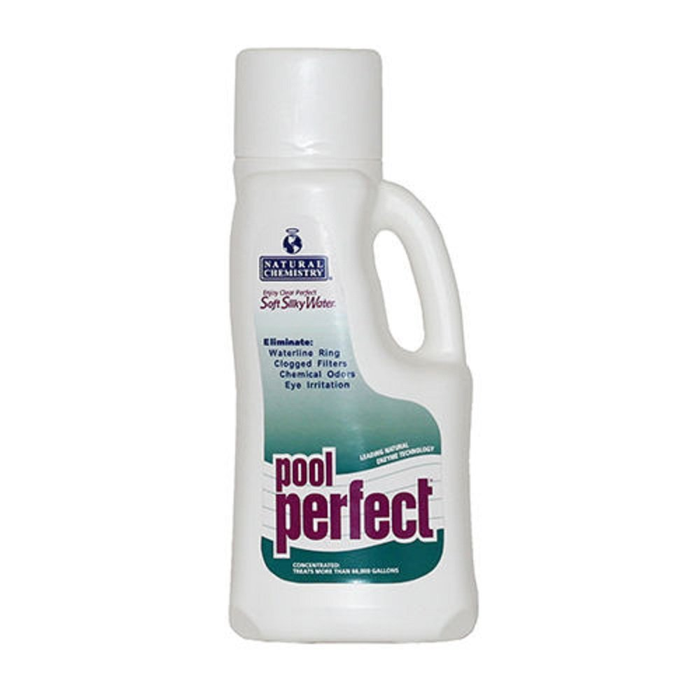 Natural química piscina perfecta (1 L): Amazon.es: Jardín