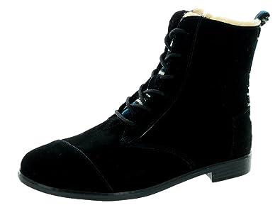 179b263e933 Toms Women s Alpa Boot Black Boot 5
