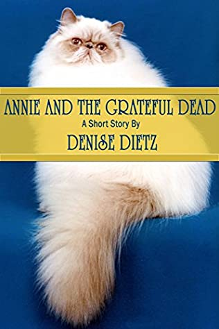 book cover of Annie and the Grateful Dead