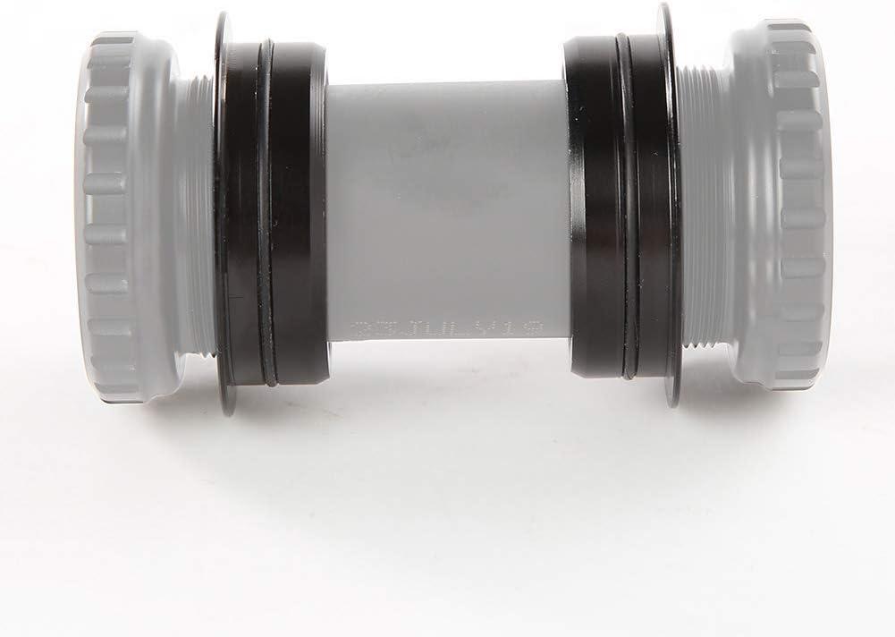 hudiemm0B Bottom Bracket Adapter 2Pcs 41mm Aluminium Alloy Bicycle Bike BB30 to BSA Conversion Adapter Convertor