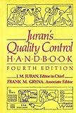 Juran's Quality Control Handbook by J.M. Juran (1988-08-01)