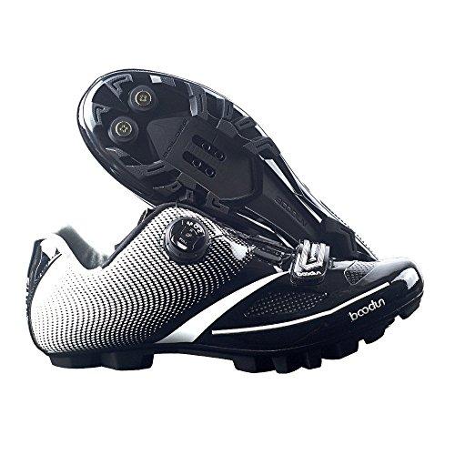 溶融ラビリンス寛解メンズ自転車マウンテンバイクシューズノンスリップセルフロックサイクリングシューズミラースーパーファイバーMTBシューズ