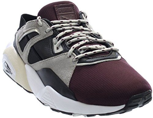 Puma Hombres Bog Sock EleHombrestal Sneaker Fashion Winetasting-puma Black