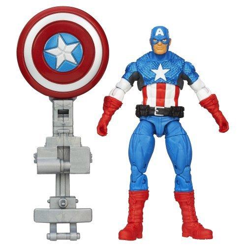 Shield Blast Captain America Avengers Assemble S.H.I.E.L.D. Gear Action Figure by Marvel