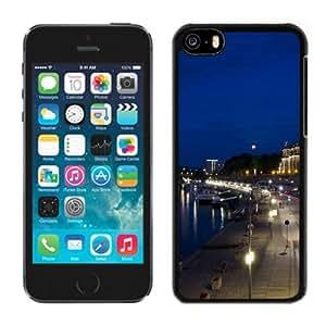 Dresden Hard Plastic iPhone 5C Protective Phone Case