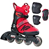 K2 Skate Boys Raider Pro Pack Inline Skates