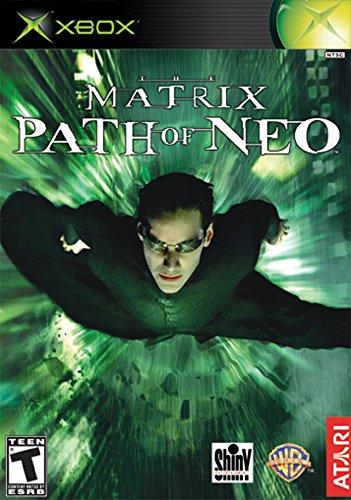 The Matrix: Path Of Neo - Xbox
