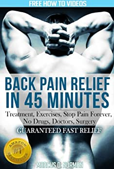 Back Pain Relief Minutes Revolutionary ebook
