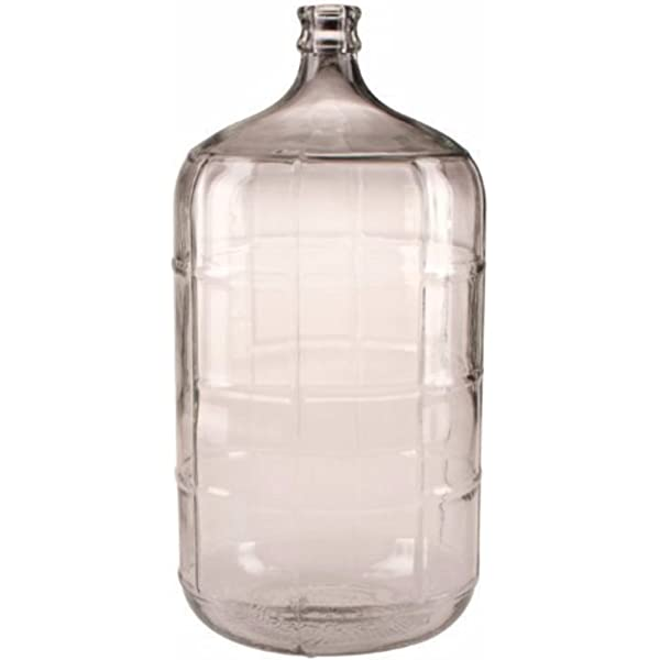 6 6.5 Gallon Available Italian Glass Carboy Fermenter Beer Wine Cider Mead 3,5