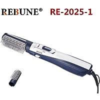 REBUNE 2025-1 New Styling Tools Powerful Multifunctional Hair Dryer Hair Brush Roller Styler