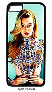 "Iggy Azalea ""Jewels"" Iphone 6 Hard Case Black or White Fancy (Black)"