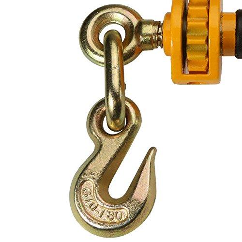 Peerless QuikBinder Plus Ratchet Loadbinder - 5/16''- 3/8''