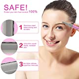 Luismia Facial Trimmer for women-Effectively Remove Unwanted Face Hair