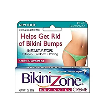 Noxzema medicated bikini