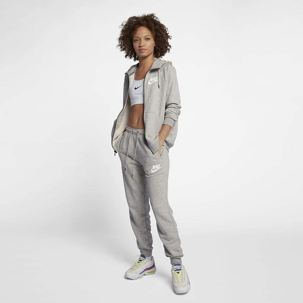 Felpa Donna Nike Rally Hoodie FZ
