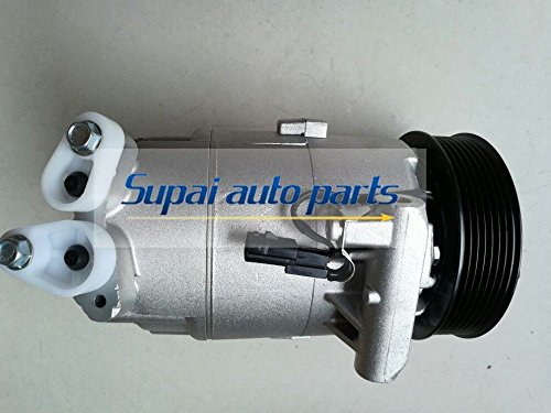 Pengchen Parts - Compresor de aire acondicionado para Nissan Qashqai X-Trail/Renault Megane Scenic Grand/Opel Vivar: Amazon.es: Amazon.es