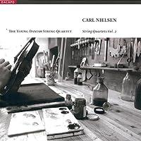 Nielsen: String Quartets, Vol.2