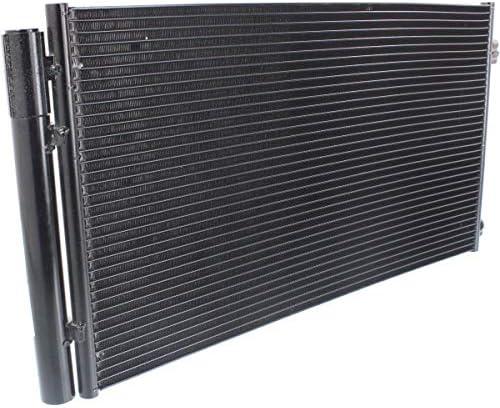 Kool Vue AC Condenser For 2015-2018 Acura TLX Aluminum