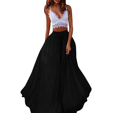 Vestido de Verano, Dragon868 Primavera Verano Playa Falda Mujeres ...