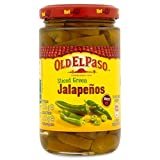 Old El Paso Sliced Green Jalapenos – 215g (0.47lbs) Reviews