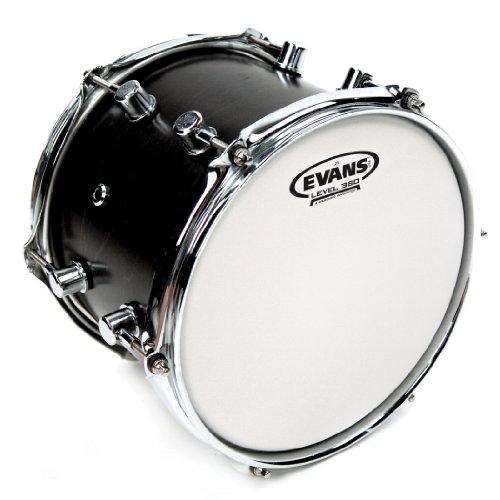 Evans J1 Etched Drumhead, 10 Inch (10 Inch Concert Tom Set)