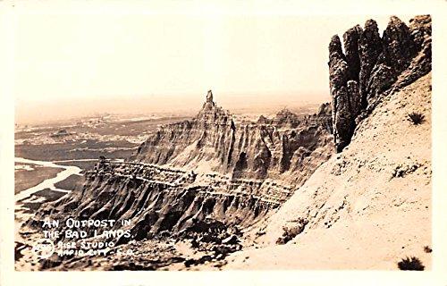 Badlands Postcard - 7