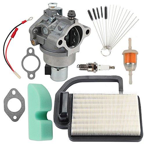 Buckbock 20 853 33-S Carburetor Carb with Air Fuel Filter Cleaner Tool Kit for Kohler SV Courage SV470 SV480 SV530 SV540 SV541 SV590 SV591 SV600 SV601 SV610 SV620 Engine by Buckbock