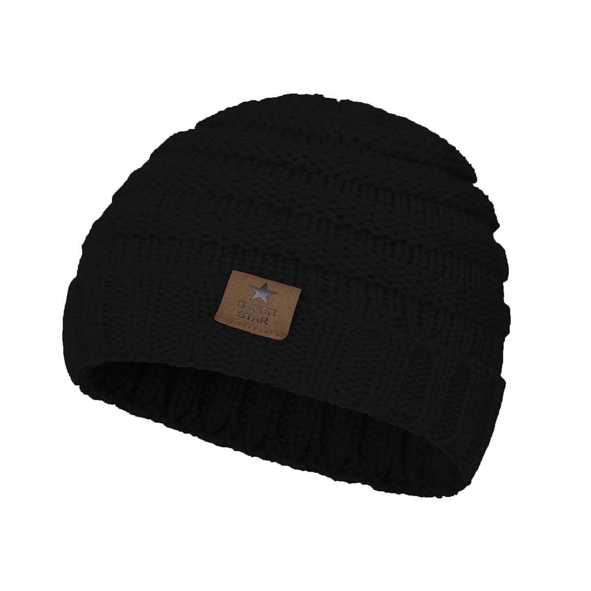 American Trends Baby Winter Warm Lined Hat Kids Knit Beanie Cap for Girls and Boys ATTFCS2581ADA6P