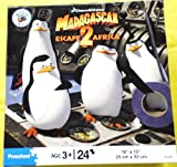 Madagascar Escape 2 Africa-penquins 24 Pieces