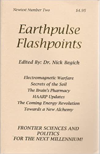 Earthpulse Flashpoints: Newtext Number Two (No  2): Nick