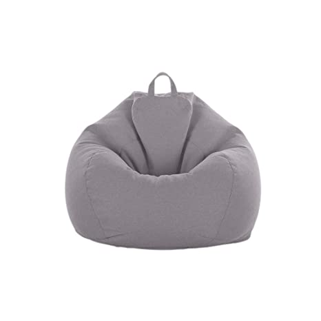 Outstanding Amazon Com Fenteer Large Bean Bag Cover Without Fillings Uwap Interior Chair Design Uwaporg