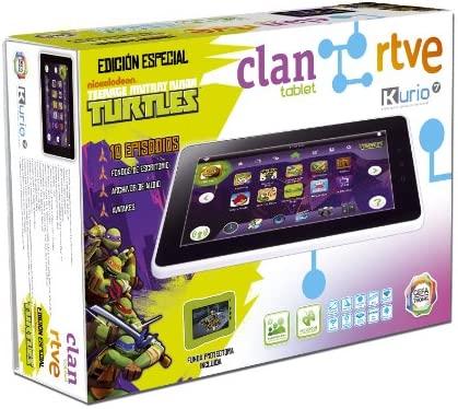 Cefatronic - Tablet Clan Tortugas Ninja (085)