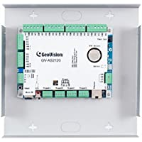 Geovision GV-AS2120 | IP Access Control Panel 8 Built-In Digital Inputs and 8 Built-In Outputs