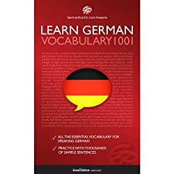 Learn German: Word Power 1001