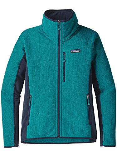 Patagonia Da Better Performance Elwha Blue Gilet Donna wOzqUPw1