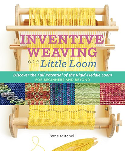 Inventive Weaving on a Little Loom