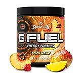 Gamma Enterprises G Fuel Nutrition Supplement, Peach Mango, 40 servings, 280 g