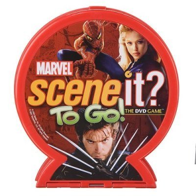 Price comparison product image Marvel Scene It To Go!